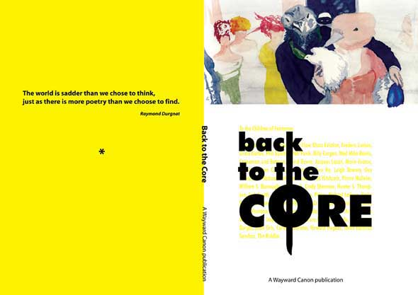 BACK TO THE CORE-COVER